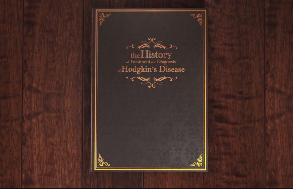 История на лимфом на Ходжкин